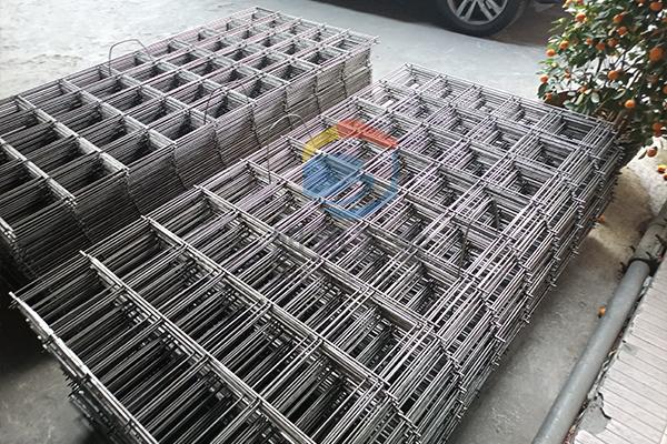 东莞钢筋网片生产厂家6.0mm*200*200mm圆钢钢筋网片