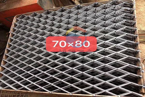 工地所使用的脚手架钢筋踏板网常用规格