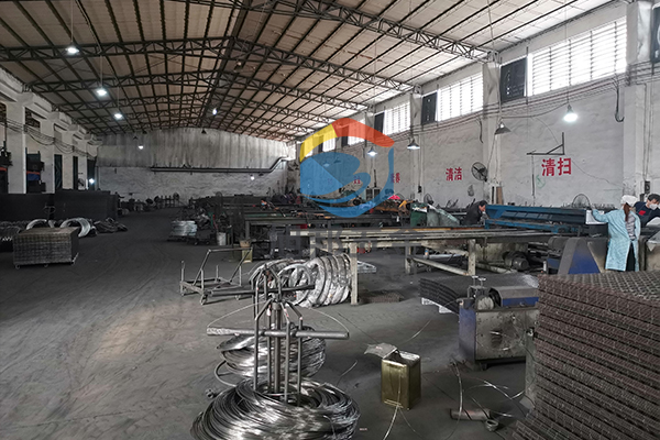 钢笆片的生产工艺