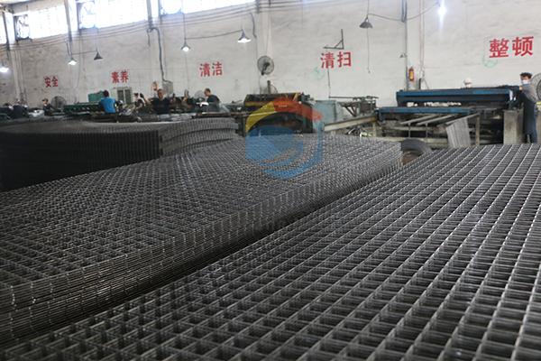 东莞钢筋网生产厂家生产一批定制款2米*3米钢筋网片